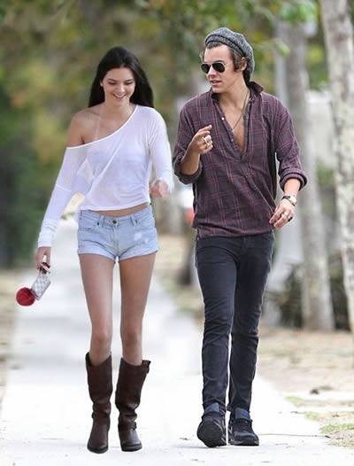 Kendall dating harry styles 7
