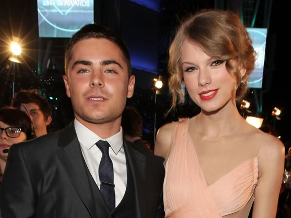 Zac Efron Taylor Swift