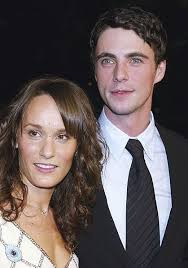 Matthew Goode and Margot Molinari