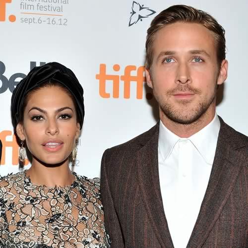 Ryan Gosling girlfriend Eva Mendes