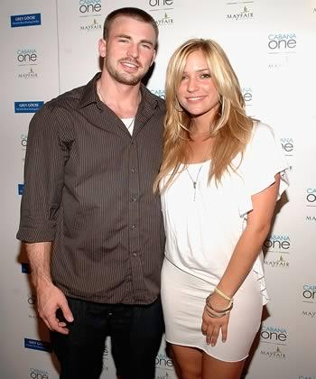 Chris Evans and Kristen Cavallari