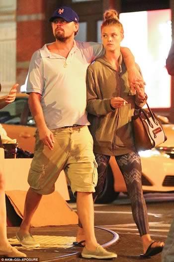 Leonardo DiCaprio girlfriend