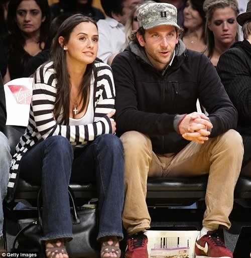 Bradley Cooper and Isabella Brewster
