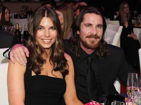 Christian Bale wife