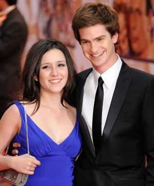 Andrew Garfield Shannon Woodward