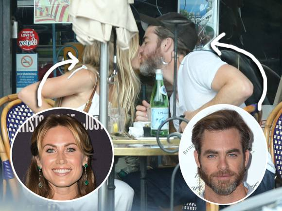 Chris Pine Girlfriend Vail Bloom