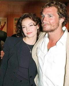 Matthew McConaughey Ashley Judd