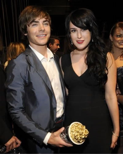 Zac Efron Rumer Willis