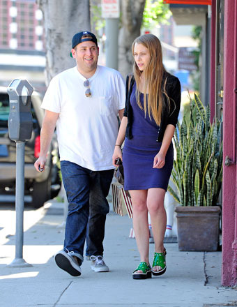 Jonah Hill Ssabelle Mcnally