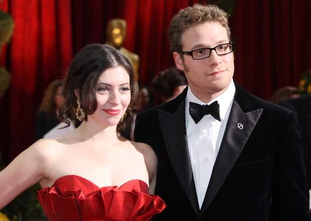 Seth Rogen Wife Lauren Miller