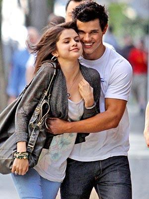 Taylor Lautner Selena Gomez