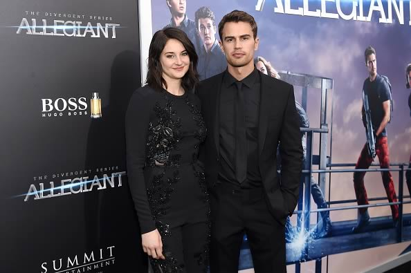 Theo James Shailene Woodley