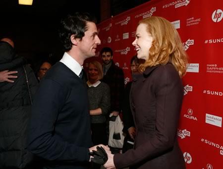 Matthew Goode Nicole Kidman