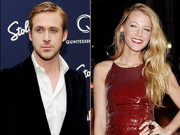 Ryan Gosling and Blake Lively