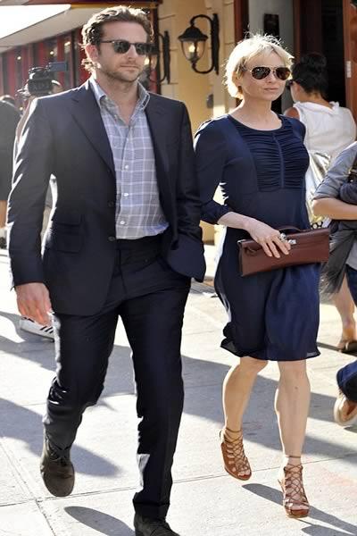 Bradley Cooper and Renne Zellweger