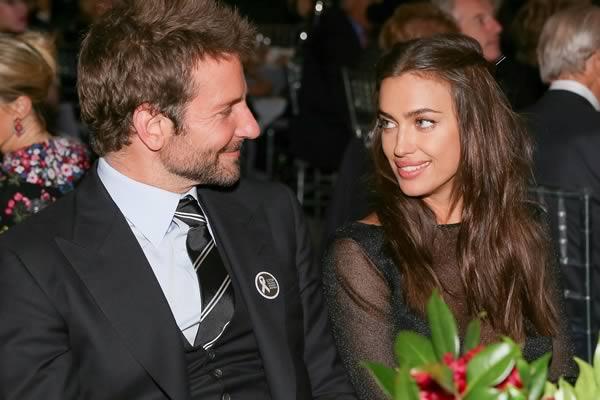 Bradley Cooper girlfriend Irina Shayk
