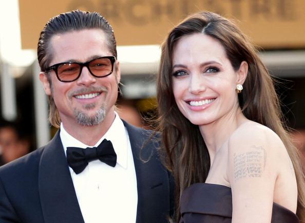 Brad Pitt ex wife