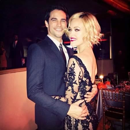 Brant Daugherty and Peta Murgatroyd