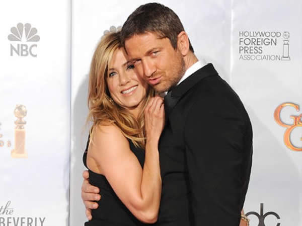 Jennifer aniston dating gerard butler
