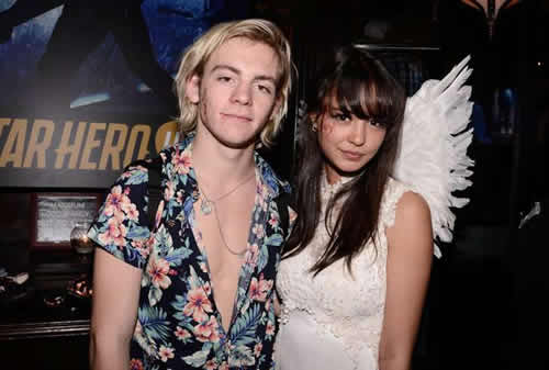 Ross Lynch girlfriend