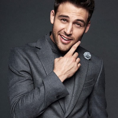 Ryan Guzman firlfriend and dating