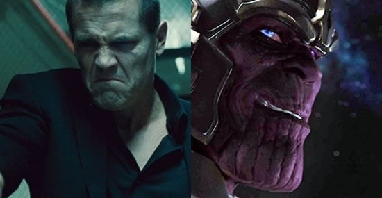 Josh Brolin acting