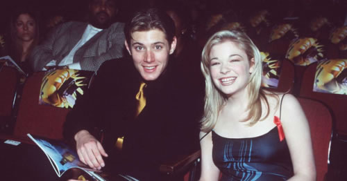 Jensen Ackles and Leann Rimes
